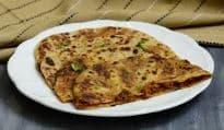 Chicken Keema Parata