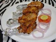 Kalmi Chicken Masala