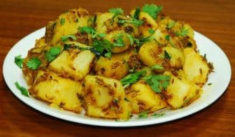 Icy Spicy Special Aloo