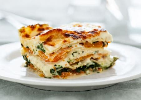 Vegetable Lasagane