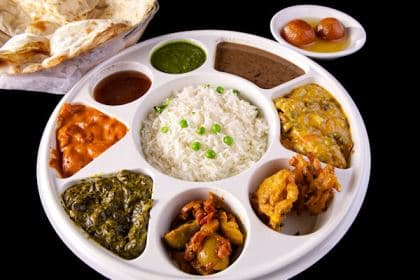 Special Thali (11 AM to 3 PM)