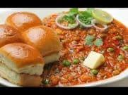 Pao Bhaji (3 PM to 6 PM)