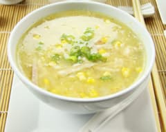 Sweet corn chicken soup indo chinese recipes