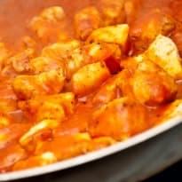 Chicken bharata